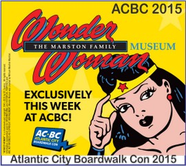 Atlantic City Boardwalk Con on Wonder Woman Network