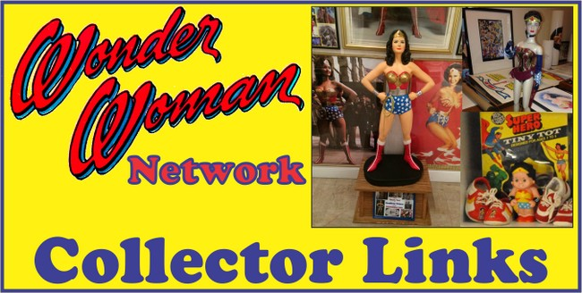 Wonder Woman Network Collectors and Connections Links