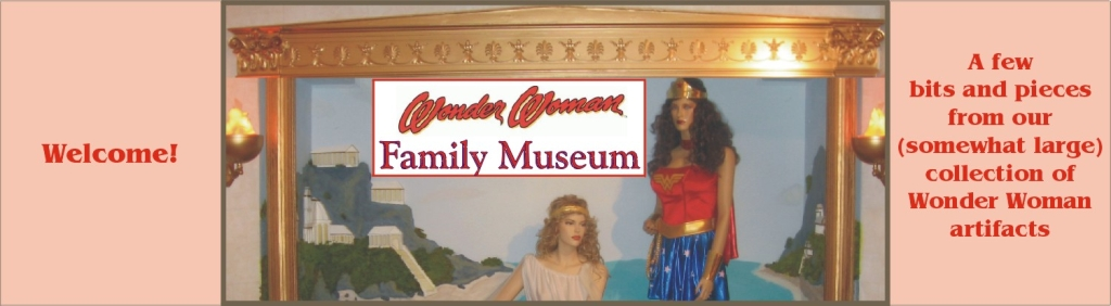 Marston Family Wonder Woman Museum OLD header