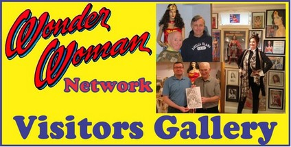 Marston Family Wonder Woman Museum Visitors